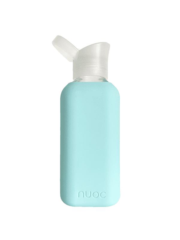 Botella Reutilizable Azul Nuoc